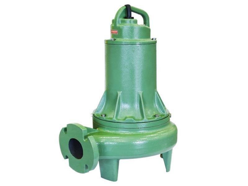 Bomba submersivel para esgoto