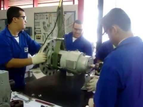 Manutenção de motobomba