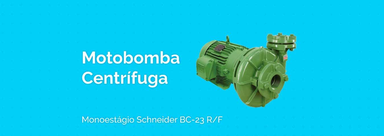 Motobomba Centrifuga