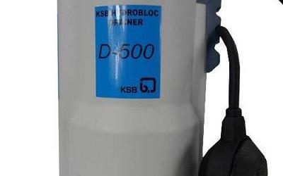 Bomba Submersível KSB Housing Hydrobloc Drainer D 300