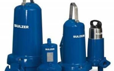 Bomba Submersível Sulzer ABS Piranha PE 125