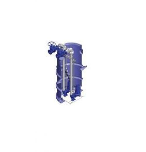 Estação Elevatória de Esgoto Compacta 1.500 Litros Sulzer ABS