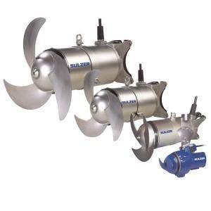 Misturador Sulzer ABS RW 200