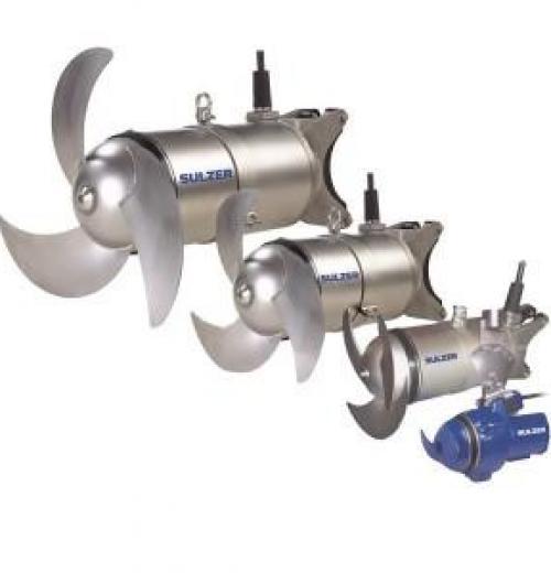 Misturador Sulzer ABS RW 280