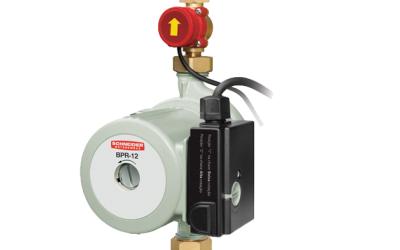 Sistema de Pressurização Schneider BPR-12